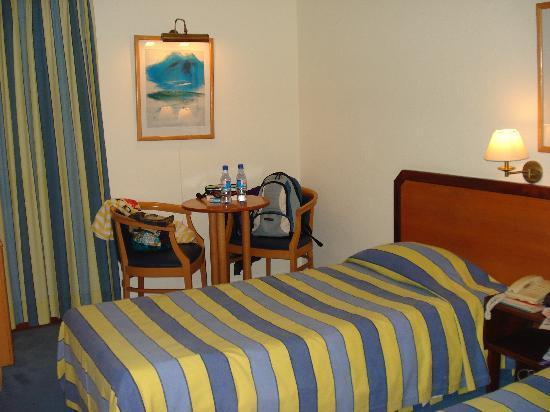 Dorisol Estrelicia: Our room
