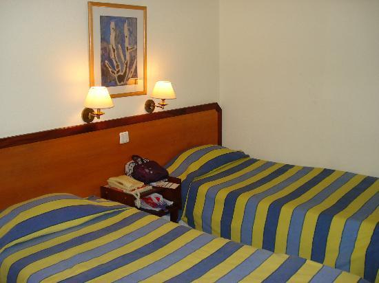 Dorisol Estrelicia: Our room with two beds