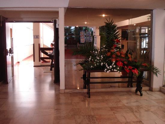 Dorisol Estrelicia: Hotel Entrance