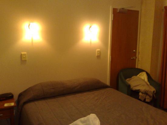 Bella Vista Motel Franz Josef Glacier: room