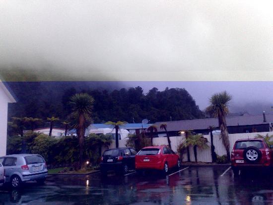 弗朗茨約瑟夫冰川汽車旅館照片