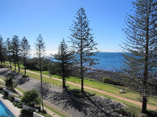 C Bargara Resort: Ocean views