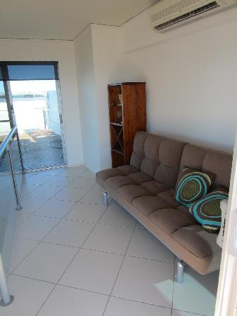 C Bargara Resort: room at the top of the stairs