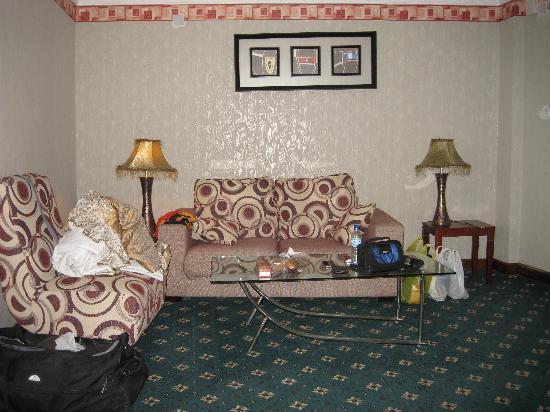 Hotel Venus: Junior-Suite