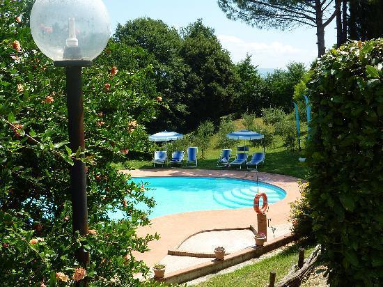 Az. Agr. La Ripa: Pool