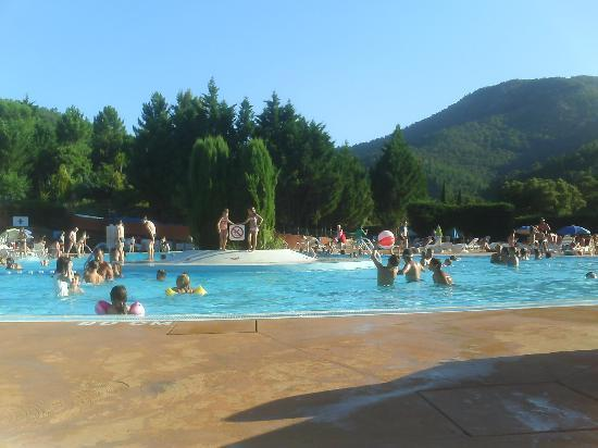 La Mole, Francia: the pool