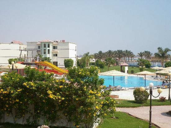 Harmony Makadi Bay Hotel & Resort: three pools