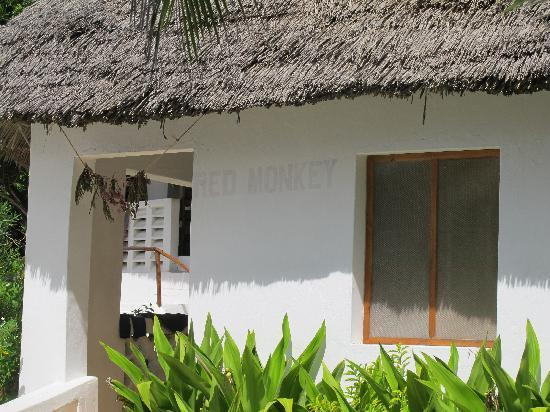 Red Monkey Beach Lodge: Red Monkey