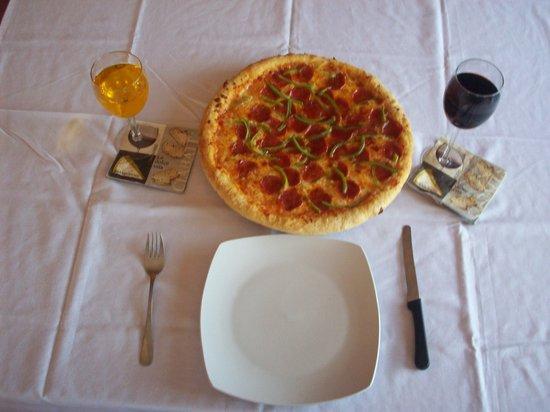 La  Dolce Vita : pizza