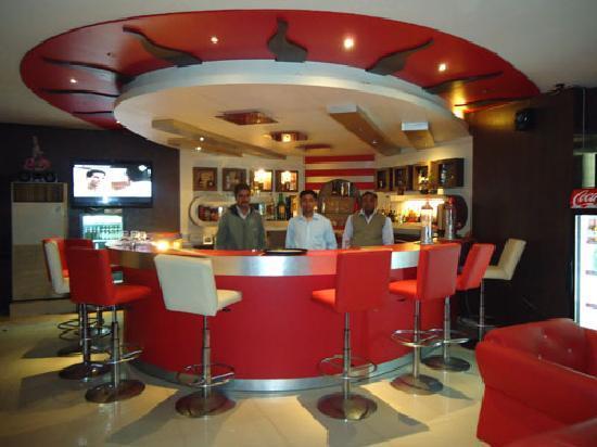 Hotel Border Land: Hotel Bar