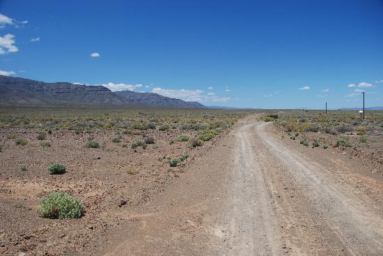 Tankwa Karoo National Park: Isolation