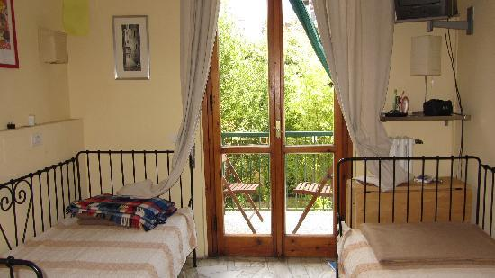 Il Giglio GuestHouse: Twin Room