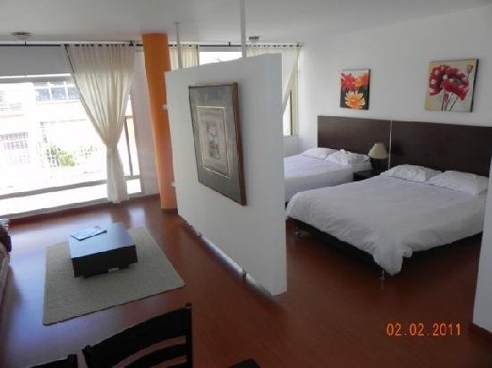 Juliette Apartasuites: Room
