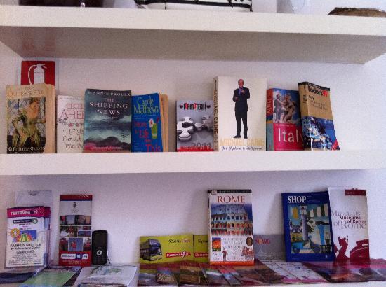 Sixbeds: libreria