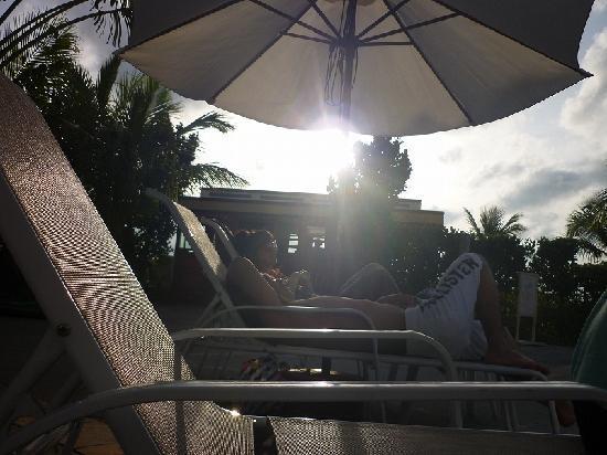 The Busena Terrace: プール