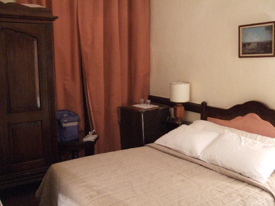 Cosmopolitan Hotel: リラックスできる部屋でした