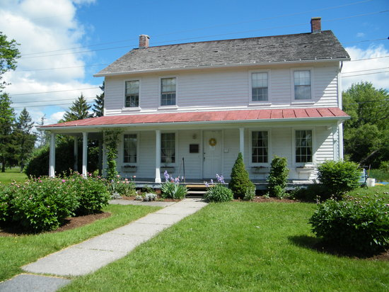Auburn, NY: The Tubman Home for the Elderly.