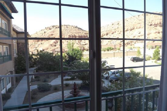 La Quinta Inn & Suites St. George : View from Room