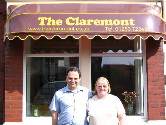 Ray & Alison Welcome you to The Claremont