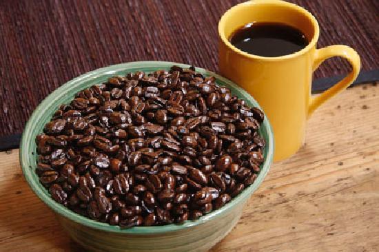 Hacienda Nicholas Bed & Breakfast Inn: Savor locally roasted, organic coffee every morning