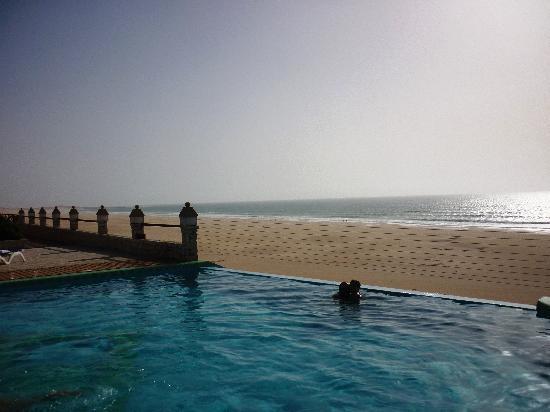 IBEROSTAR Club Boa Vista: duas piscinas com vistas fantasticas