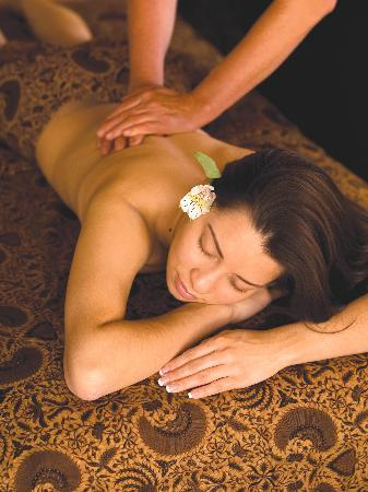 Absolute Nirvana Spa & Gardens : A relaxing massage from a Master Therapist