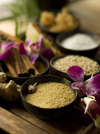 Absolute Nirvana Spa & Gardens : We use only natural and organic ingredients in our spa treatments