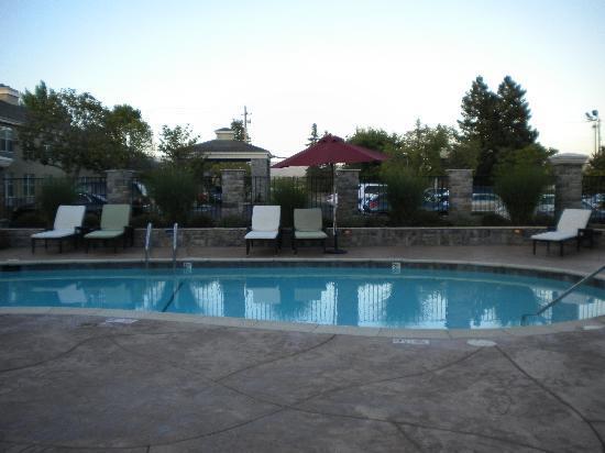 Ivy Hotel Napa: Pool