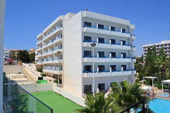 Iliada Beach Hotel: Hotel