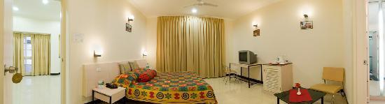 Grand Hotel Agra: Suite