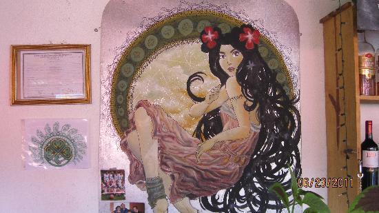 The Clover: Wall art