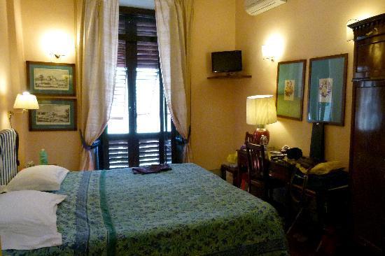 Residenza Johanna I - Antiche Dimore Fiorentine: Our room