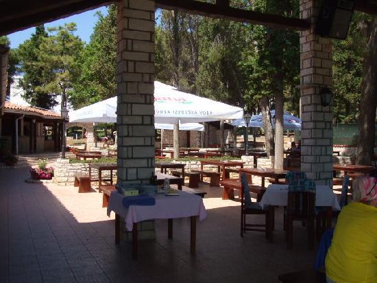 Aminess Maestral Hotel : restaurant