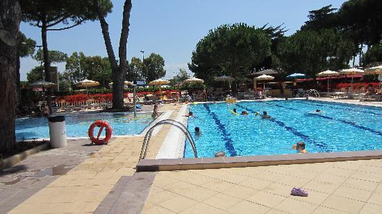 Park Hotel Marinetta: Piscine