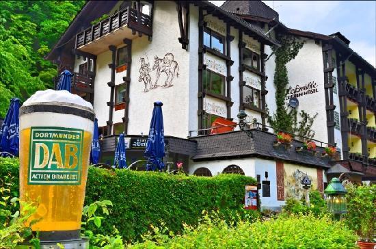 Hotel Weißmühle: Outside