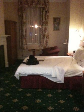 BEST WESTERN Lion Hotel : Bedroom