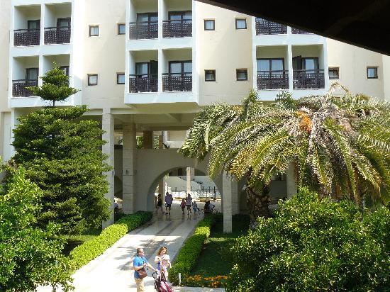 Majesty Club La Mer: hotel