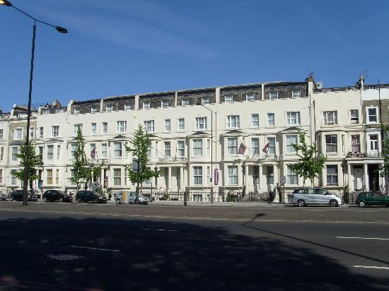 Premier Inn London Kensington (Olympia) Hotel: hotel