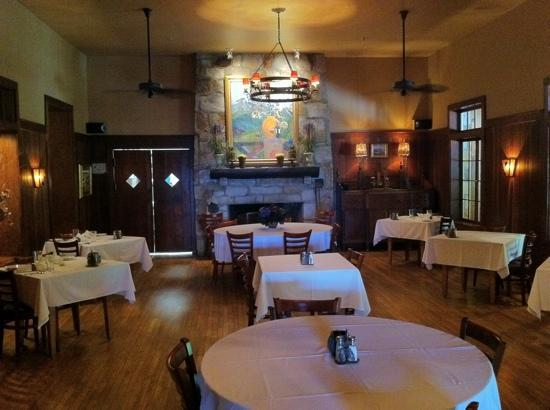 Robbinsville, Carolina del Norte: Main Dining Room
