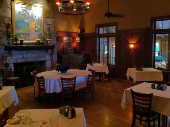 Robbinsville, NC: Main Dining Room