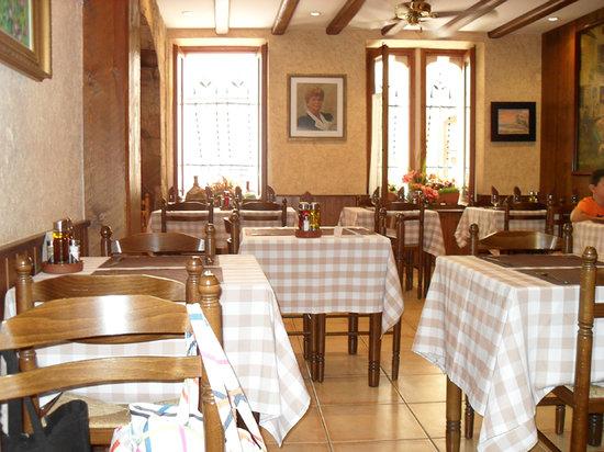 Restaurant-Braseria Berlín : interior