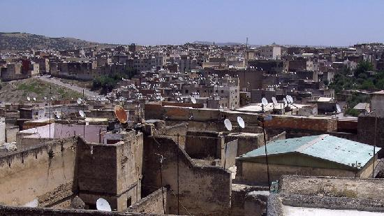 Fez, Marruecos: Satellite City