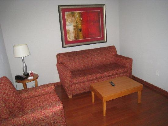 Comfort Suites Glen Allen: Outer room.