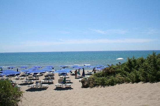 Riva del Sole Resort & SPA: spiaggia