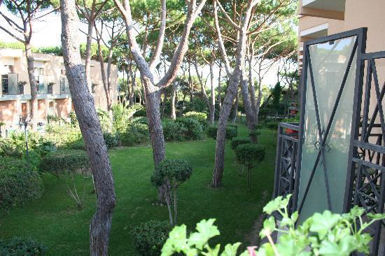 Riva del Sole Resort & SPA: vista pineta