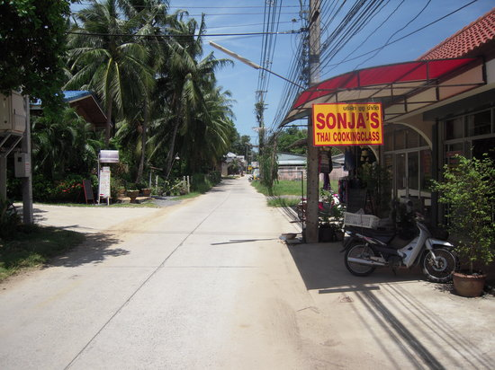 Thai Cooking Classes: Sonja's Cooking Class premises