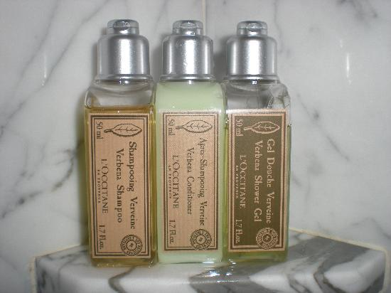 Koa Kea Hotel & Resort: Occitane amenities....my wife loved it