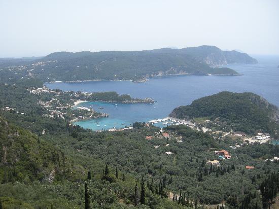 Corfu, Greece: Paleokastritsa