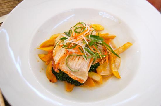 House Without a Key: Special of the day, Mahi Mahi