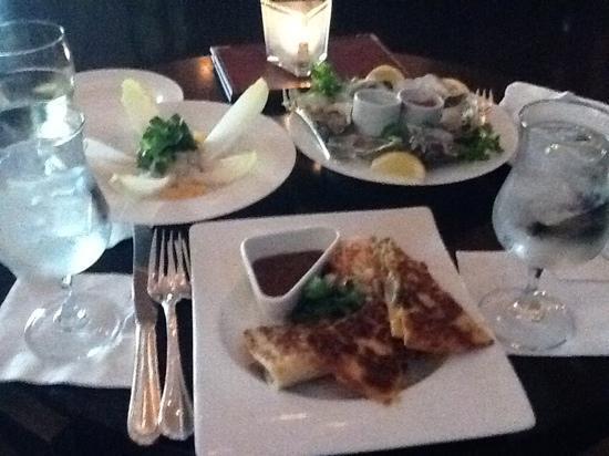 Lemaire Restaurant: appetizers 1